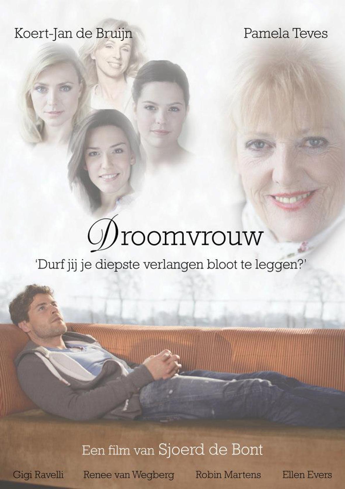 Filmposter 'Droomvrouw'