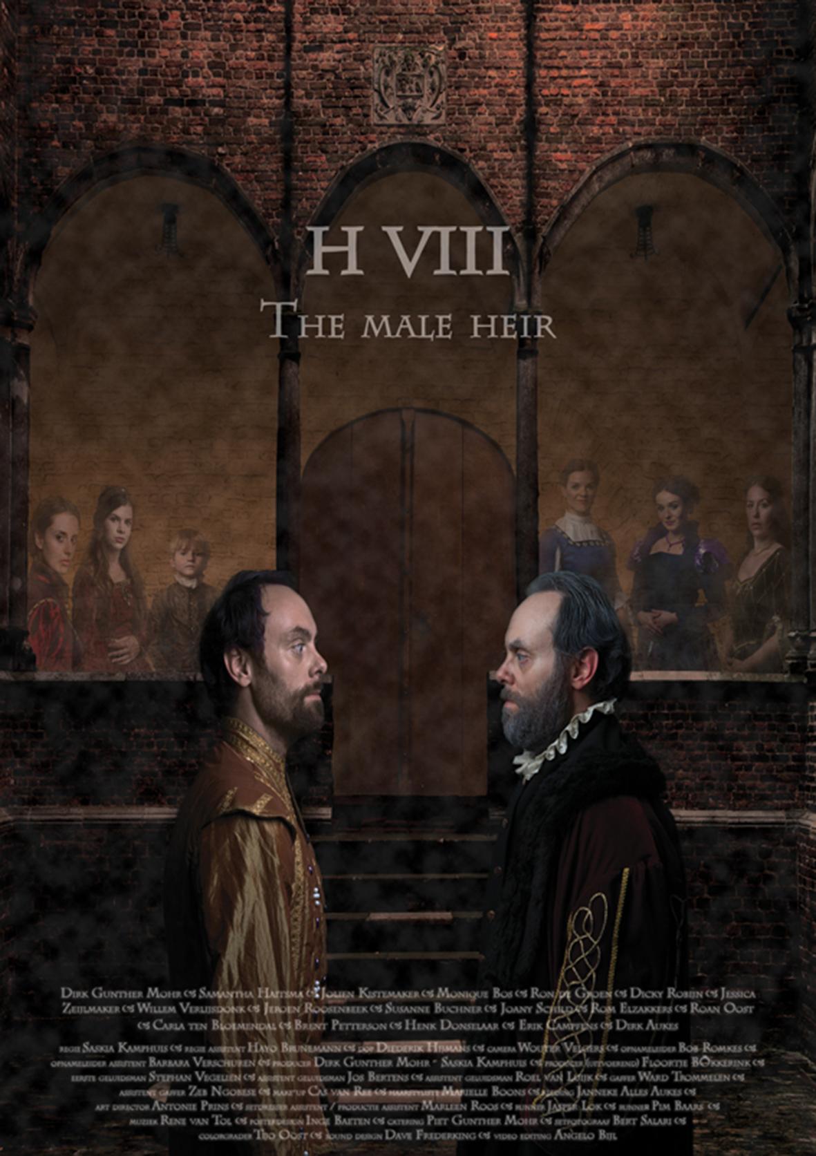 Filmposter 'H VIII'