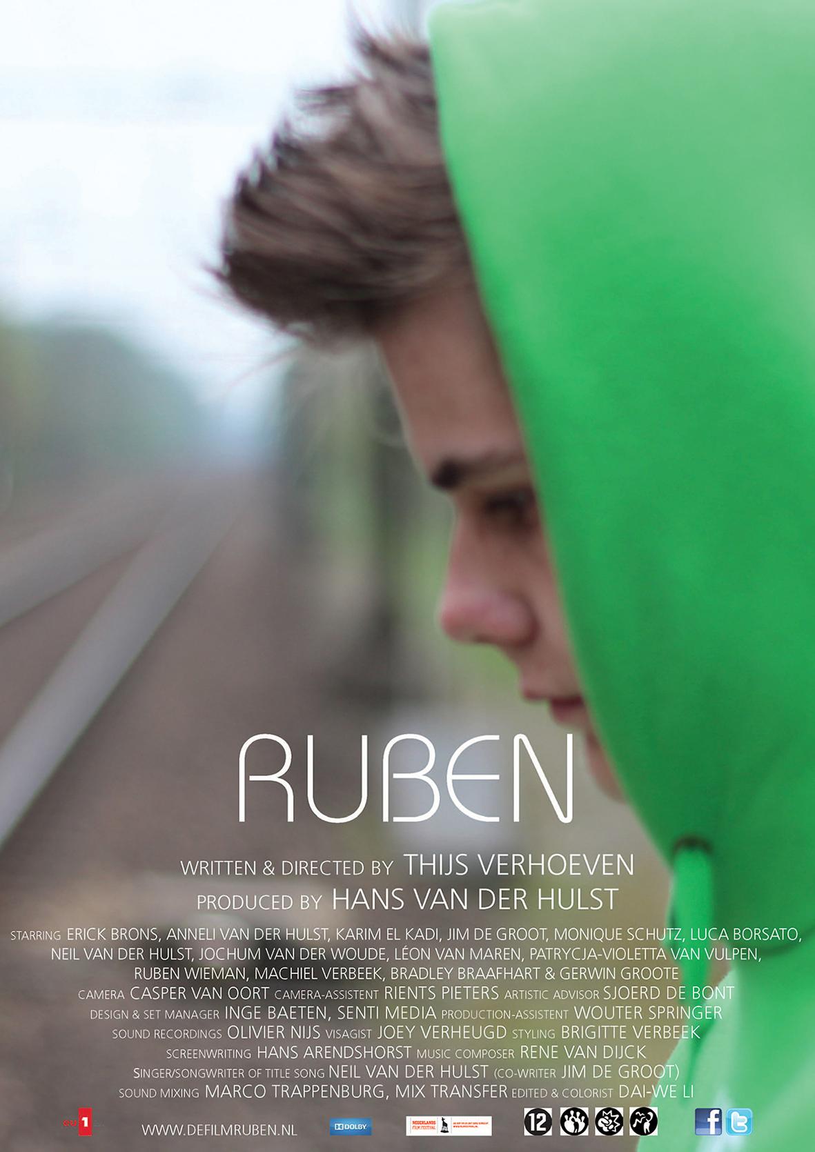 Filmposter 'Ruben'