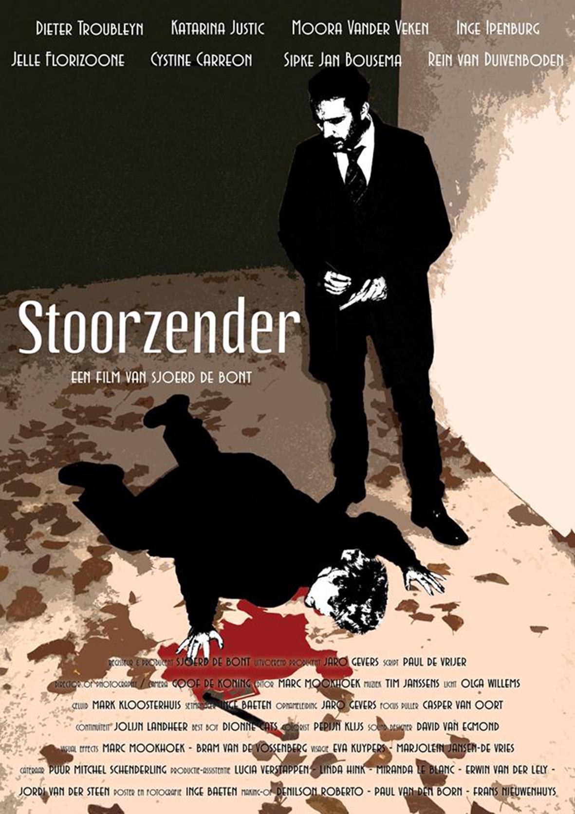 Filmposter 'Stoorzender'