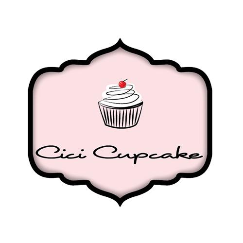 Logo Cici Cupcake
