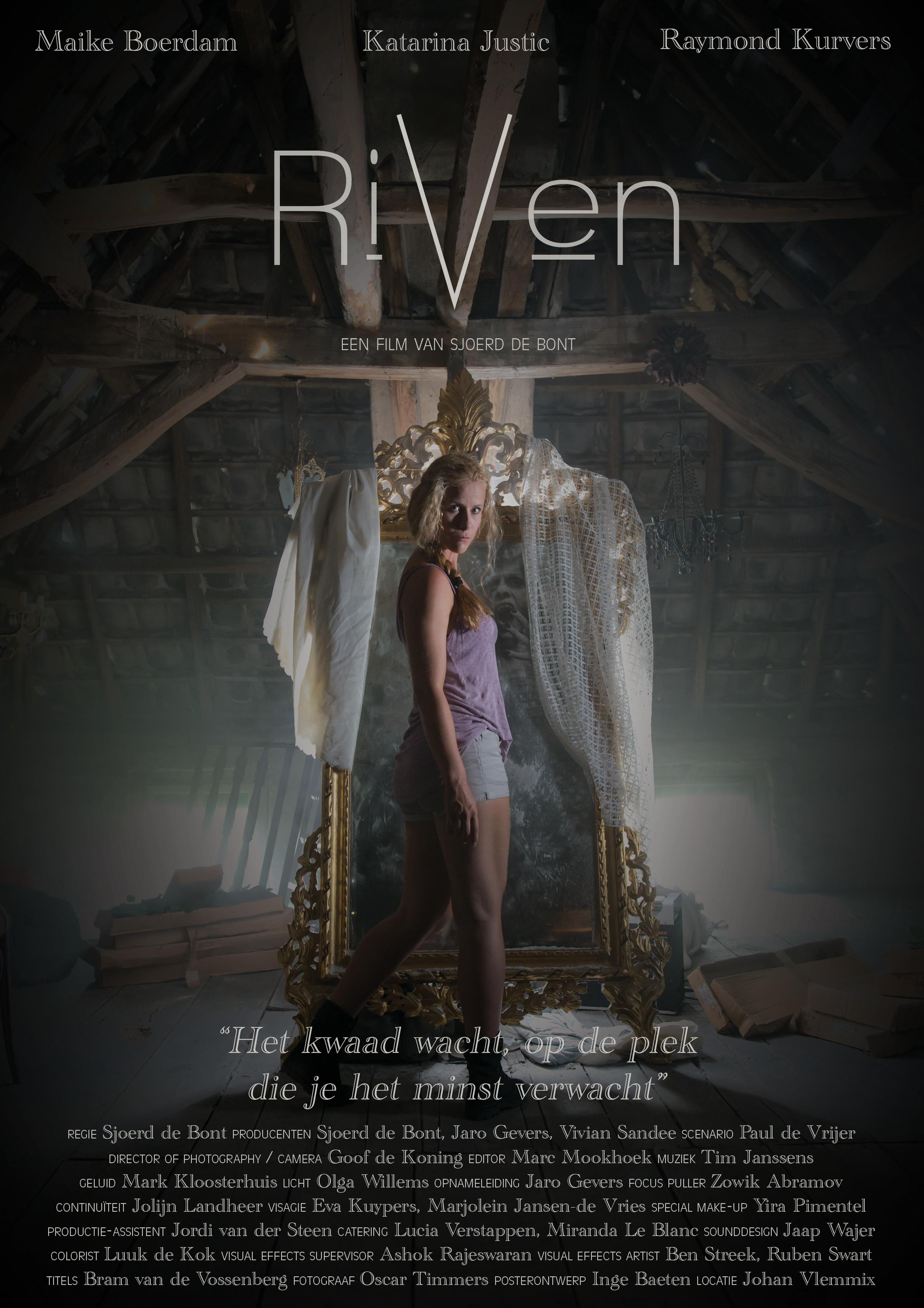 Filmposter 'Riven'