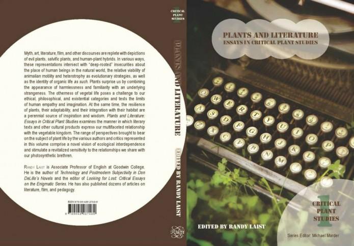 Brill | Rodopi omslag Critical Plant Studies
