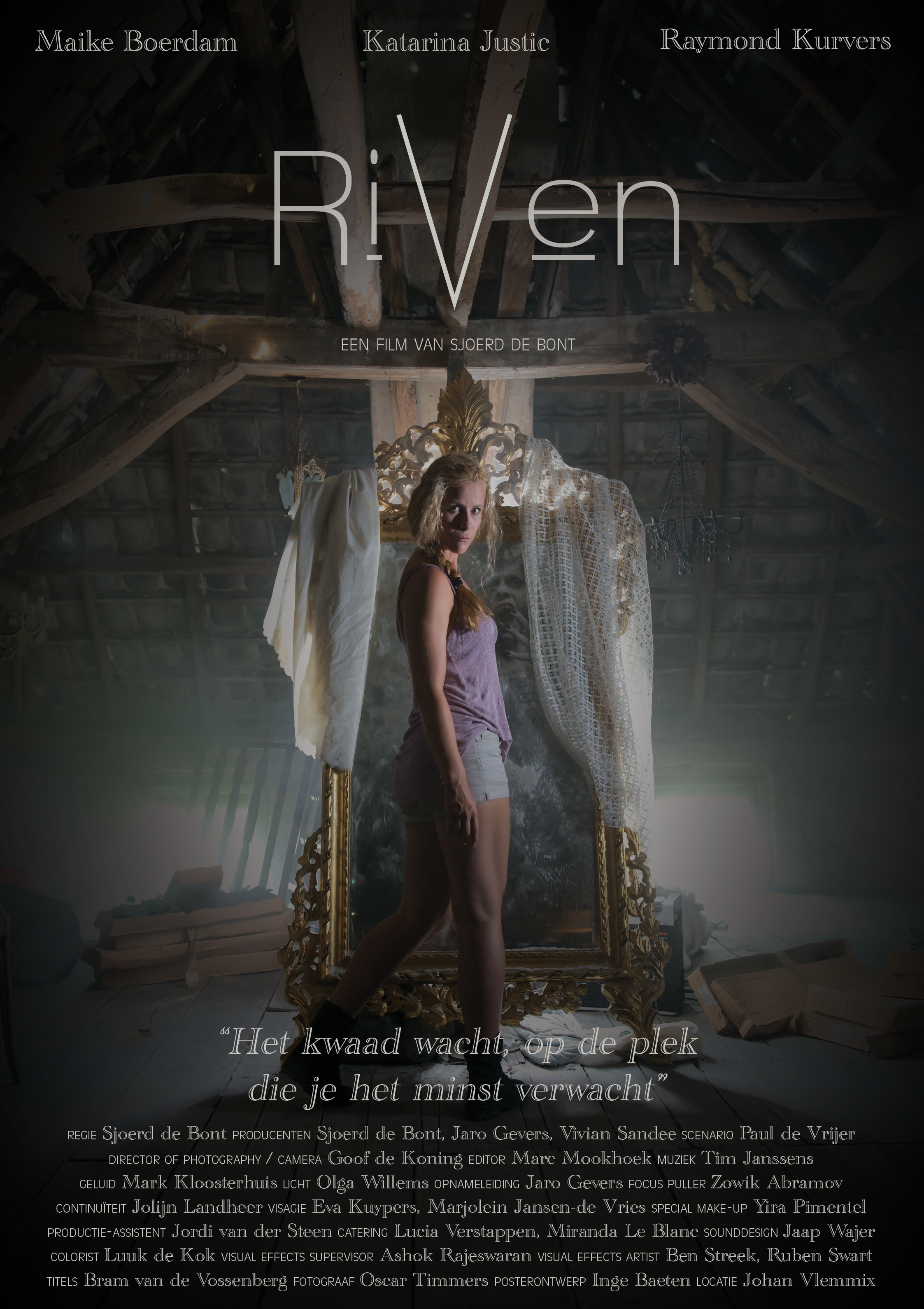 Filmposter 'Riven'