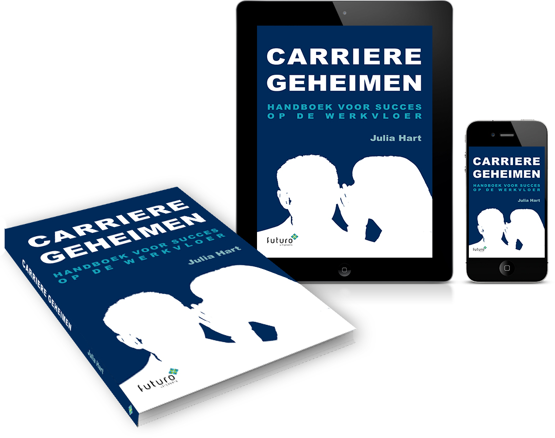 Bookcover Carriere Geheimen