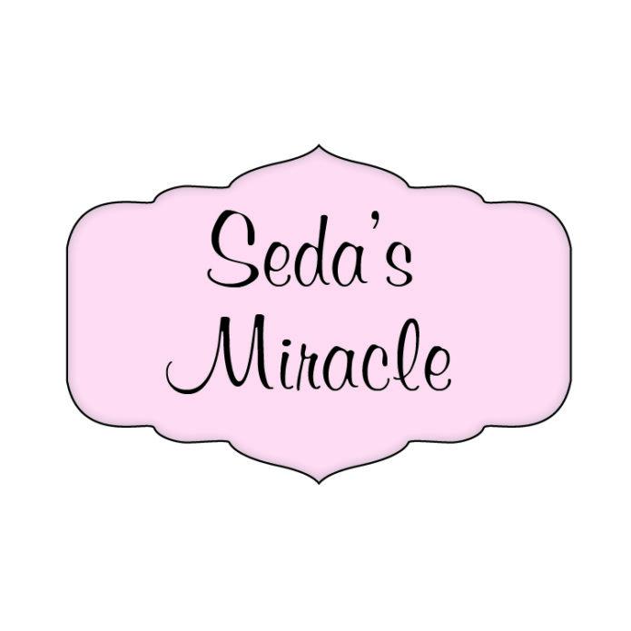 Logo Seda's Miracle